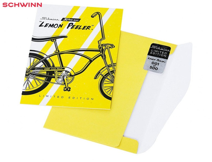 bb675a9754d Schwinn Sting-Ray Lemon Peeler 2017 - Limited Edition! | Vintage Bikes for  sale in Concord West