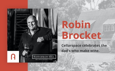 Meet the Winemaker-Robin Brockett