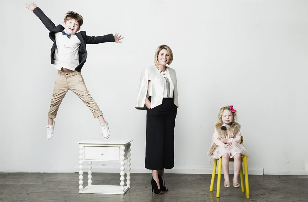 Celebrating Mums in Business: Incy Interior's Kristy Withers