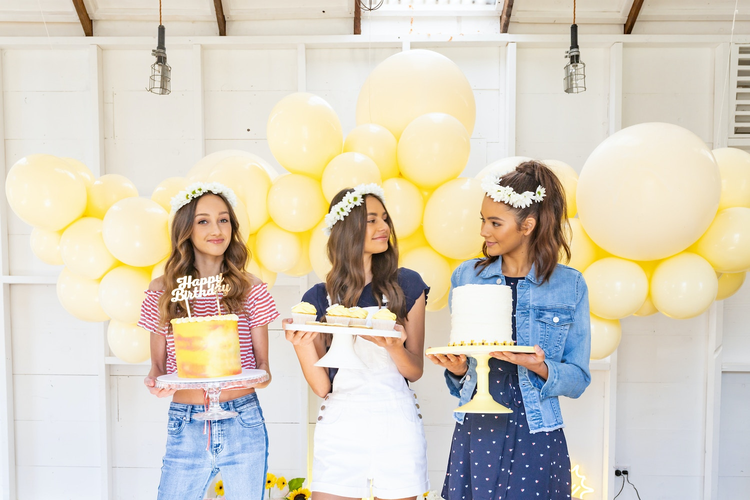 A SWEETER THAN SPRING TWEEN PARTY
