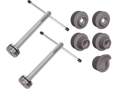 Cyclus Tools Repair Stand Spindle Set Incl. All Adaptors
