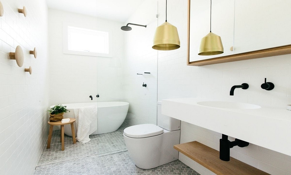 Bathe in Style Bathroom Trends