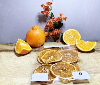 Fruity Garnish Co Dehydrated Tangelos