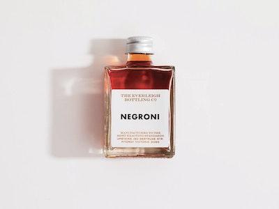 Negroni Bottled Cocktail