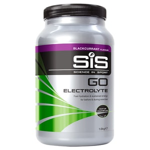 SiS GO Electrolyte Sports Fuel 1.6Kg Blackcurrant