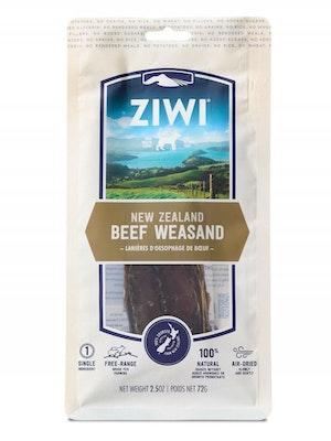ZiwiPeak Ziwi Peak Dried Dog Treat Beef Weasand