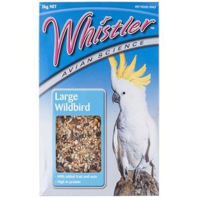 Lovitts Whistler Avian Science Large Wildbird Food Mix 2kg