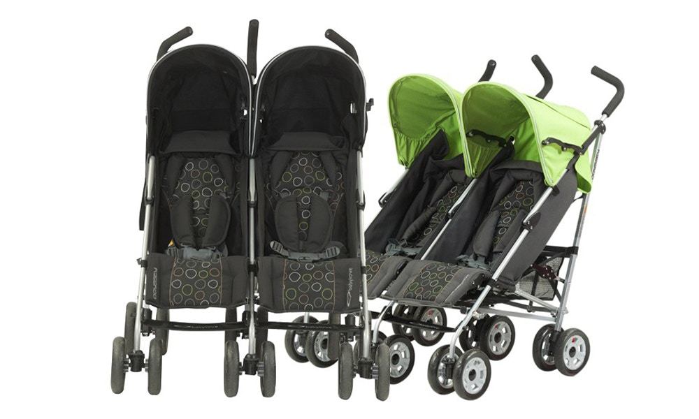 Learn and Shop Babylove Prams, Strollers & Cots