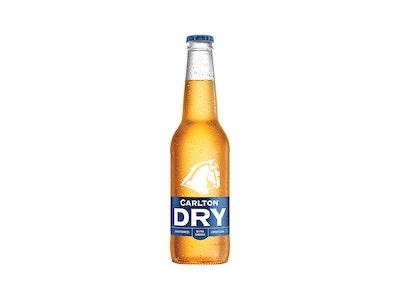 Carlton Dry Bottle 330mL