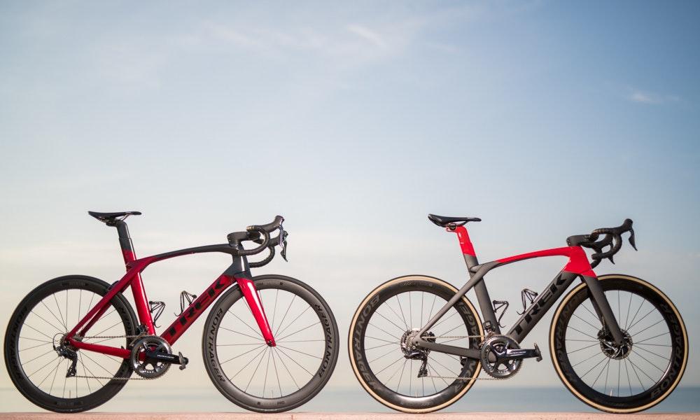84d8bc664d6 New 2019 Trek Madone SL & SLR Aero Road Bikes – Ten Things to Know