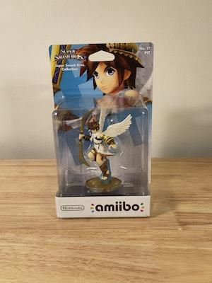 Pit Amiibo Smash Bros