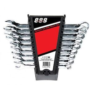 T810009 Spanner Set 9 Piece Gear ROE Metric T810009
