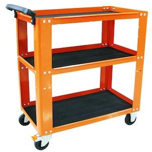 SP40019 Service Trolley 3 Shelf Professional SP40019