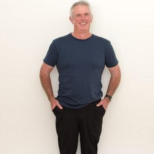 Australian Made Organic Cotton - BJ's PJ's Tyler Short Sleeve T-Shirt