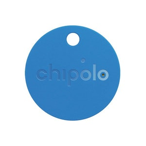 Chipolo Classic Bluetooth Tracker - Key & Mobile Phone Finder in Blue