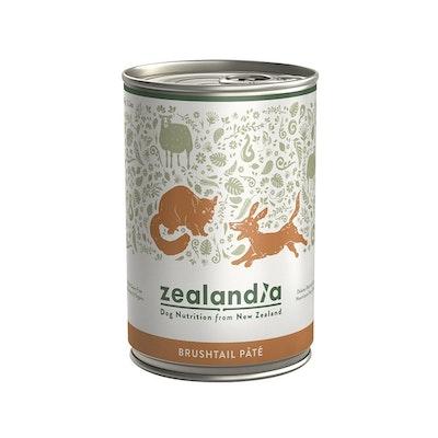 ZEALANDIA Brushtail Pate Dog Wet Food 385g