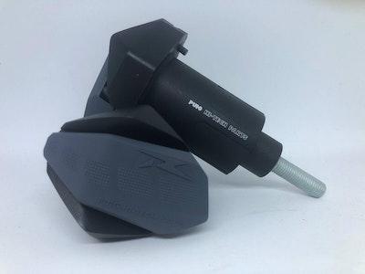 Puig R19 Frame Sliders To Suit Suzuki GSX-S1000/Katana (Black)