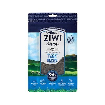 ZiwiPeak ZIWI Peak Air-Dried Lamb Recipe For Cats - 400G