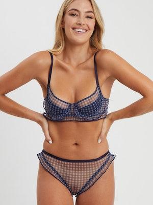 Madison Bra and Bikini Brief Set
