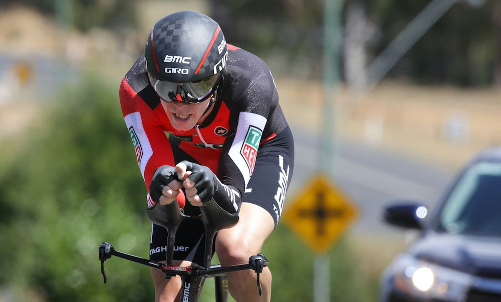 australian road national championships men time trail rohan dennis BMC