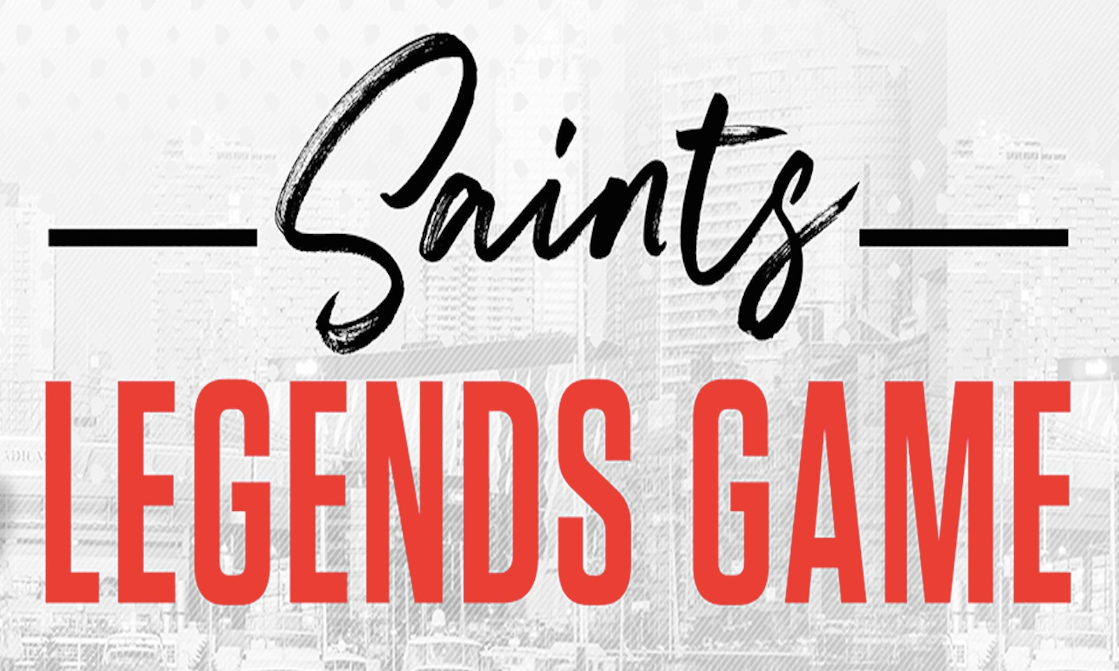 2018 St Kilda Football Club Legends Game