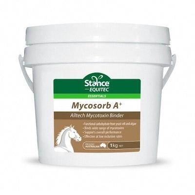 Stance Equitec Mycosorb A+ Horses Alltech Mycotoxin Binder 2kg