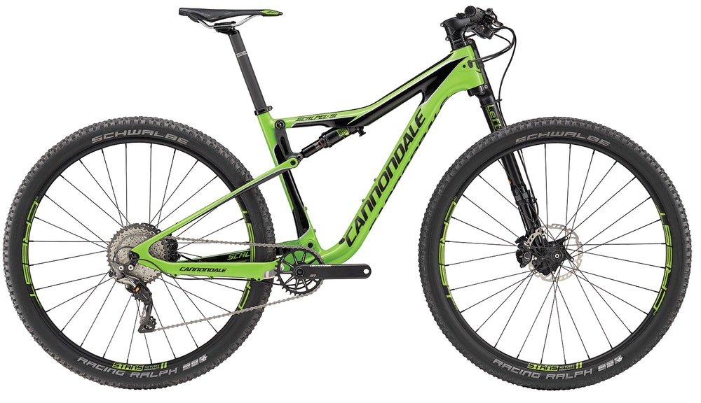Scalpel Si Carbon 3   Berzerker Green