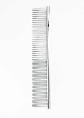 Artero Metal Pet Dog Grooming Comb Long Tooth 18cm