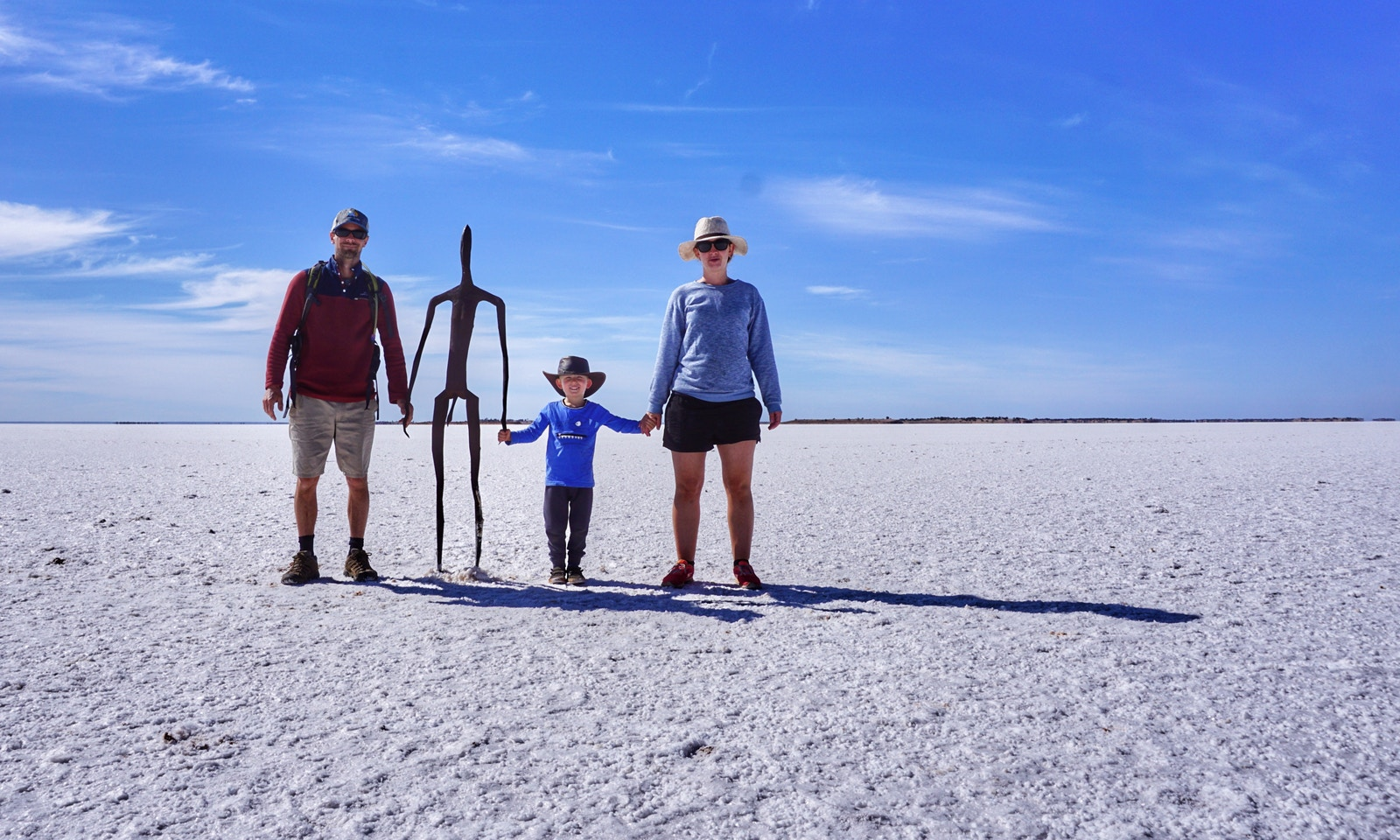 Sunsets, Stars & Statues at Lake Ballard