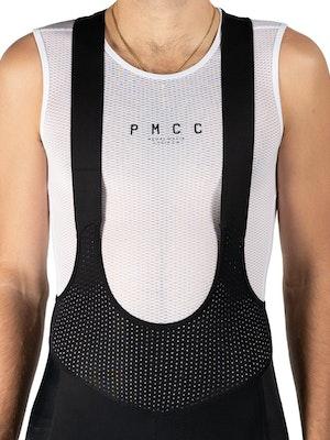 Pedal Mafia Mens PMCC Base Layer - White