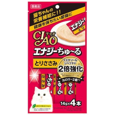CIAO   High Energy Chicken Churu (4pcs/Pk)