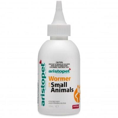 Aristopet Small Animal Worming Treatment 125ml