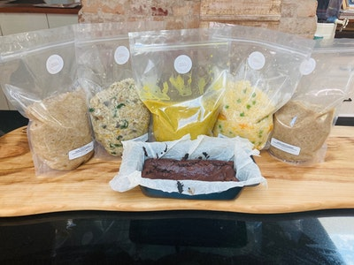 Meals 4 Mummas Weekly Meal Delivery Package