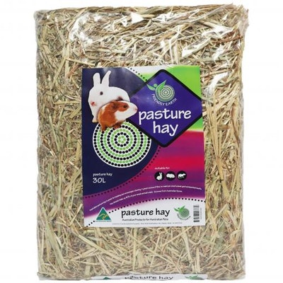 Friendly Earth Pasture Hay 30 Litre