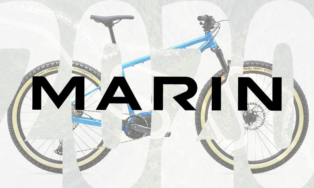 Marin Bikes 2020: Alle Neuheiten