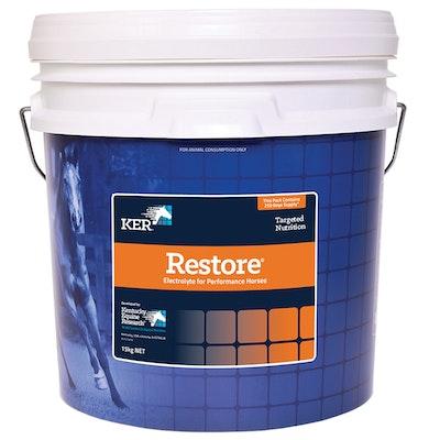 KENTUCKY EQUINE RESEARCH Ker Equivit Restore Horse Electrolyte Supplement - 3 Sizes