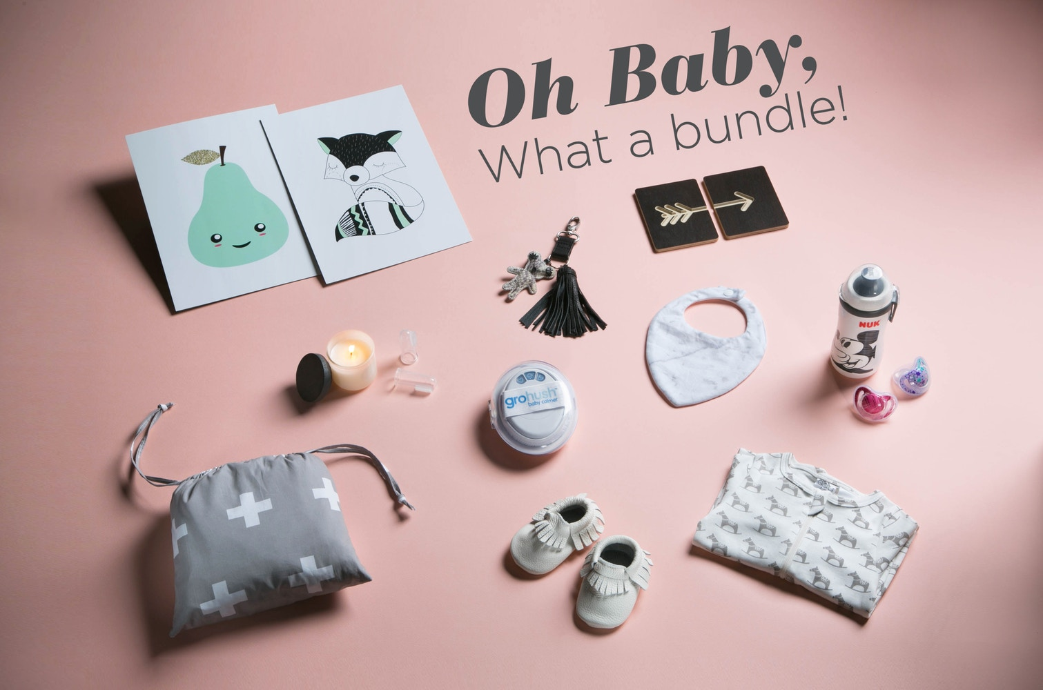 Tinitrader's Baby Bundle