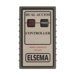 Elsema FMT-302DA Original 2 Button Garage Remote