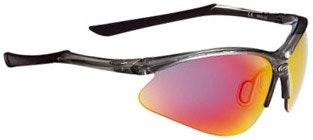Attacker Sport Glasses - Crystal Grey/Black  - BSG-29.2942