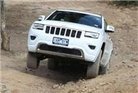 Jeep Grand Cherokee 'all road award' shift in role, use and perception of 4x4 in Aust