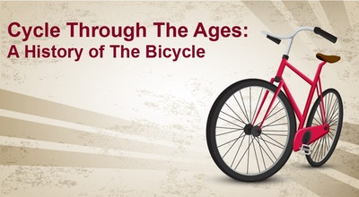 Cycle Through the Ages: A History of the Bicycle