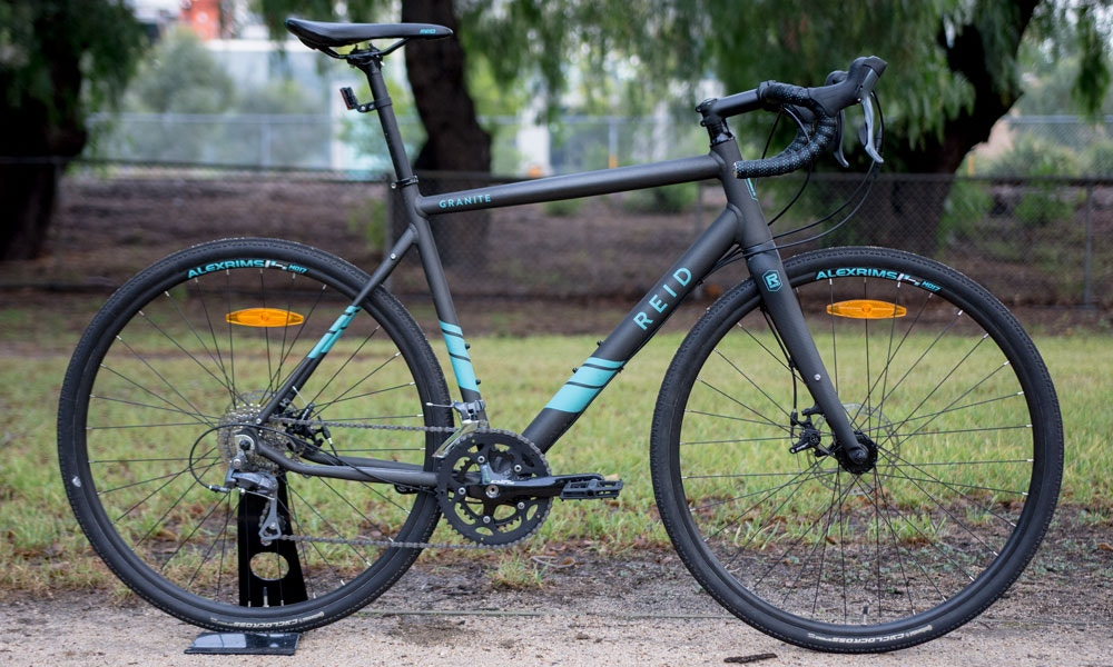 Reid Granite Gravel Road Bike Review
