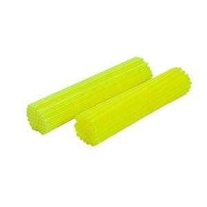 Spoke Wraps - Fluro Yellow