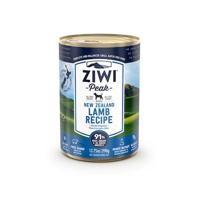 ZiwiPeak ZIWI Peak Dog Lamb Recipe Can 390G