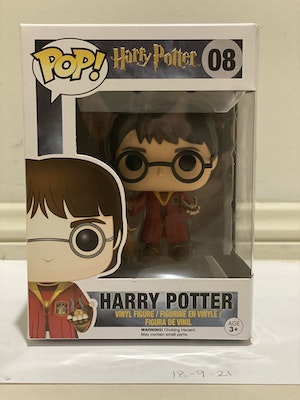 Harry Potter (With Quidditch Robes) #08