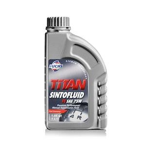 Fuchs Titan Sintofluid FE SAE 75W 1 LT pack Manual Gearbox Spec