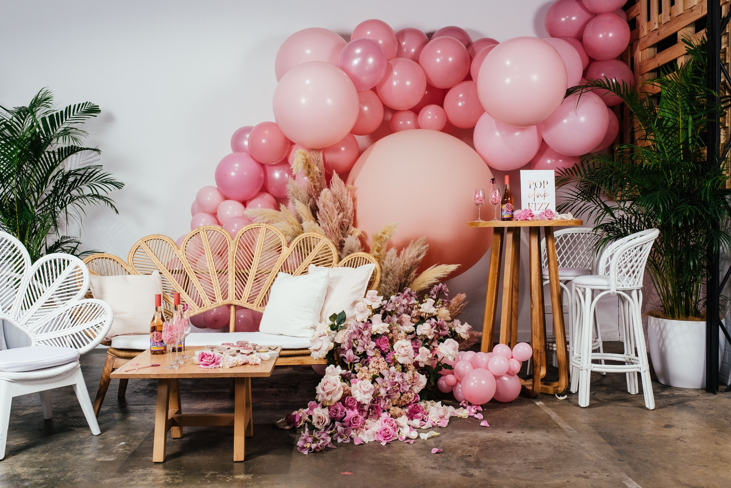 PRETTY & PINK BRIDAL SHOWER