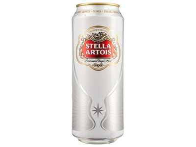 Stella Artois Can 500mL