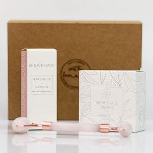 Blackwood Hemp Gift Set for Her Natural Hemp Skincare