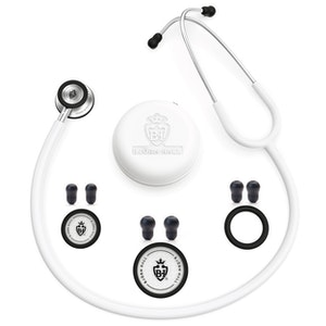 Björn Hall Stethoscope White Stainless Steel